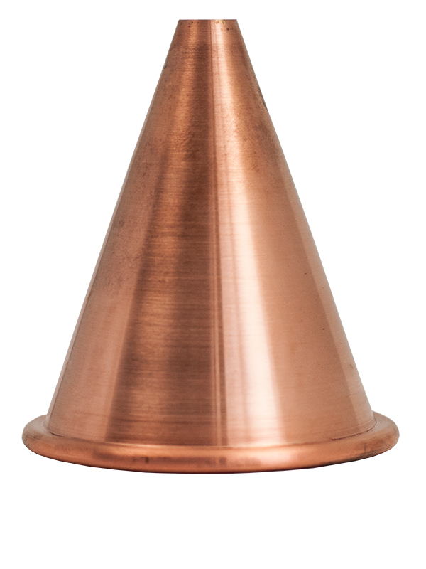 how to make a cone in sheet metal