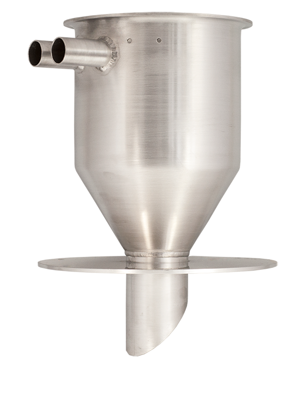 Koch Metal Spinning Products Nose Cones Concentric